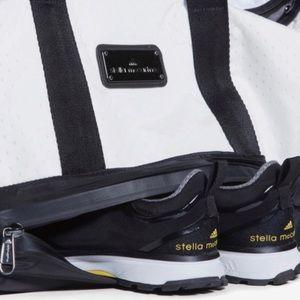 6524e353e73 Adidas by Stella McCartney Bags - Adidas by Stella McCartney white gym bag